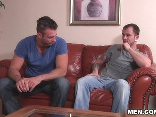 Jarec Wentworth & Jared Summers in Not Brothers Yet Scene