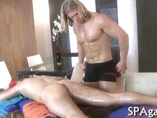 Explicit cock sucking