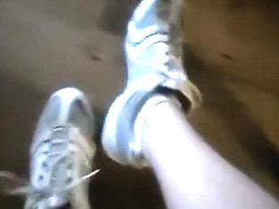 Jerk-off in my Socks!