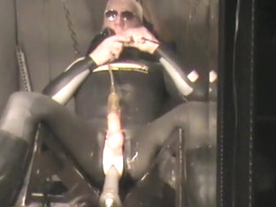Full rubber sling machine screwed and milked
