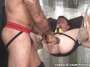 Hole Busters Vol. 7 featuring Alessio Romero, Jackson Lawless - FistingCentral