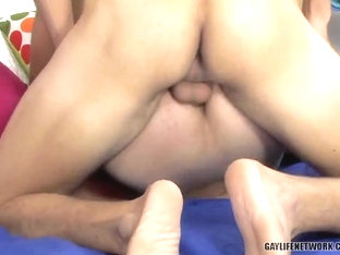 Playful twinks play hard - OurBoyfriends