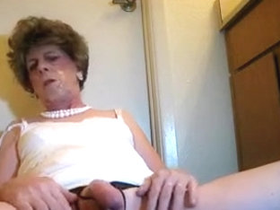 JOANNE SLAM - GRANNY TRANNY NASTY FUN - PART TWO