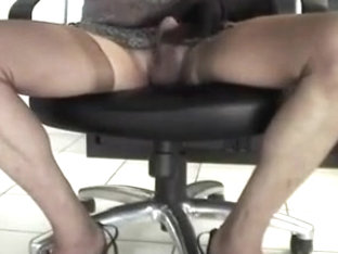 Part 1: My Cock under the office