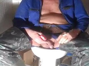 nlboots - smokin' coveralls camo waders latrine