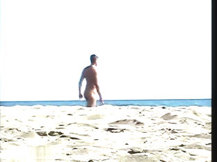 Beach Spy Video Clips of Guys Naked in Public