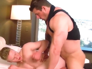 Zeb Atlas and Gay Guy