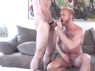 Chris Daniels and Justin King