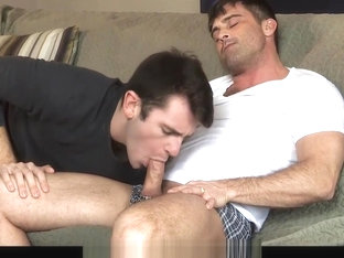 FamilyDick-Virgin Boy Takes A Hard Pounding From His Stepdad