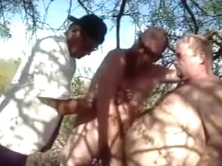 Outdoor Group Engulf, Wank & Cum