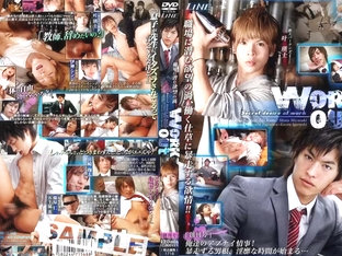 Fabulous Asian homo guys in Exotic threesomes, handjob JAV scene