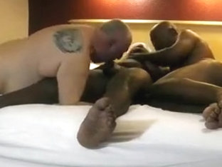 Marcus and Anthony take on a black cub