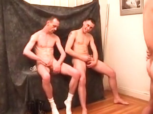 Group fucking and cumming