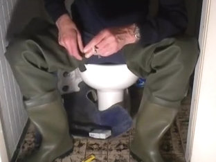 nlboots - baleno waders crapper piddle