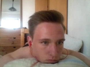 German Cute Athletic Boy On Cam Big Cock So Hot Ass Doggie