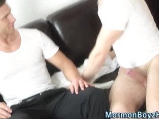 Mormon missionaries suck