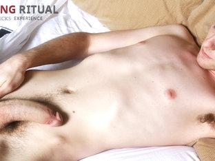 Ian Ticing in Morning Ritual Video