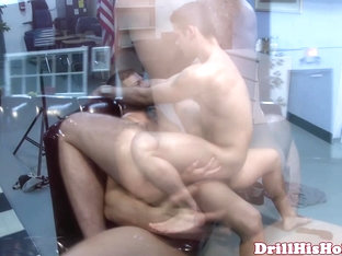 Gaysex bottom bitch ass pounded