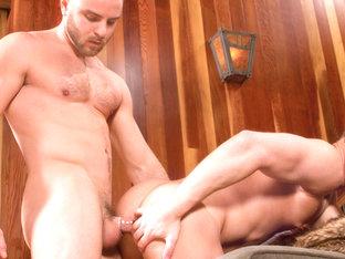 Nick Sterling & Owen Michaels in Tahoe - Cozy Up Video