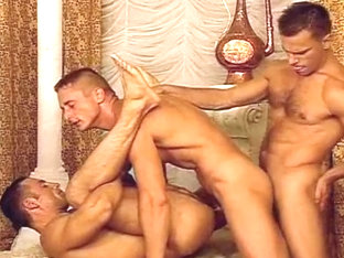 Naughty Guys Orgy