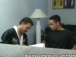 Edward and Taylor in Black N Ready Scene 1 Video