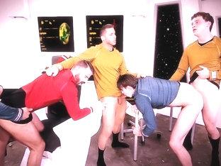 Star Trek A Gay XXX Parody (Scene 1)