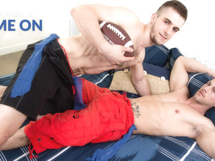 Roman Todd & Donte Thick in Game On - NextdoorStudios