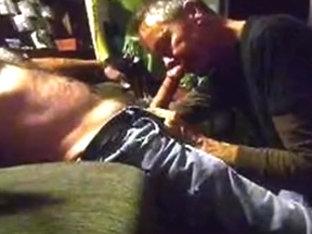 Smokin Sarge gettin Sucked!