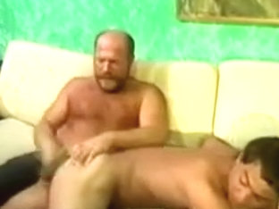 Spanked By the Landlord