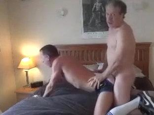 Bottom sucks Dick rims Ass B4 being Bred