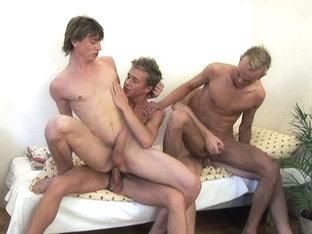 Bareback Twink Orgy Bbinc Scene 1 - Bromo