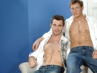 Tommy D & Trent Locke in Tommy D Gets It All Over His Face XXX Video