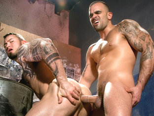 Under My Skin - Part 2 XXX Video: Damien Crosse, Seven Dixon