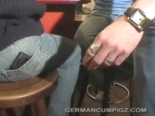 Kinky German Threesome