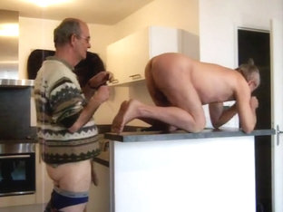 Grandpa couple on cam 1