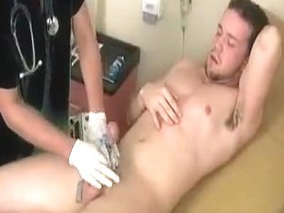 Crazy male in fabulous handjob, uniform homo adult video