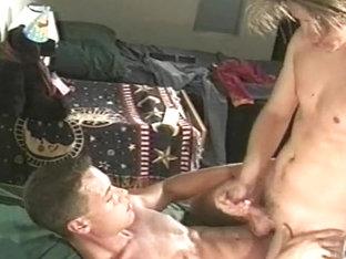 Exotic homemade gay movie with Handjob, Rimming scenes