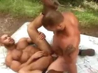 Matthew Mas'N, Drake Jaden And Jimmy Durano