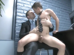 The Secretary Pt 2 Cute Twink Used From Boss