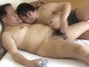 Horny male in incredible asian homosexual porn clip