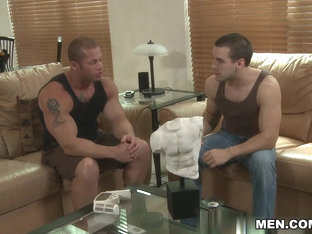 Corey Martin & Matthew Rush in Train Me Movie