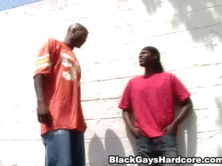 Billy Long and Levon Horn in Gay Black Video
