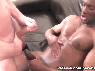 Champ Robinson and Kriss Aston - BarebackThatHole