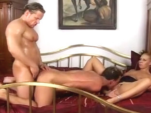 Rocky has Bisex Fun 1