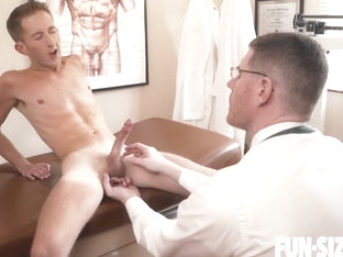 Doctor Seducing Young Patient
