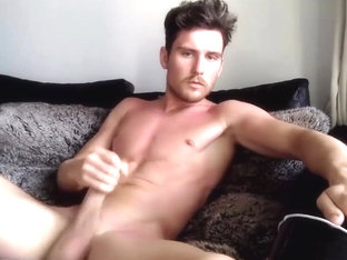 Straight UK Lad Relaxing On Chaturbate Pt. 3