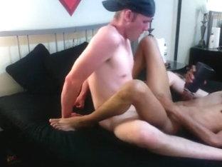 Kelton's Multiple Cum Session with libra_0569 pt 2