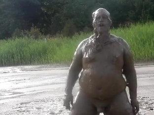 Ohio Quarry Mud Play Part 2