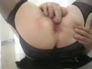 handjob with cum in my asshole,