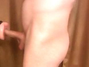 Fleshlight Ass rides on my dick - Sex Machine